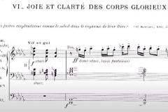 Messiaen: Noten